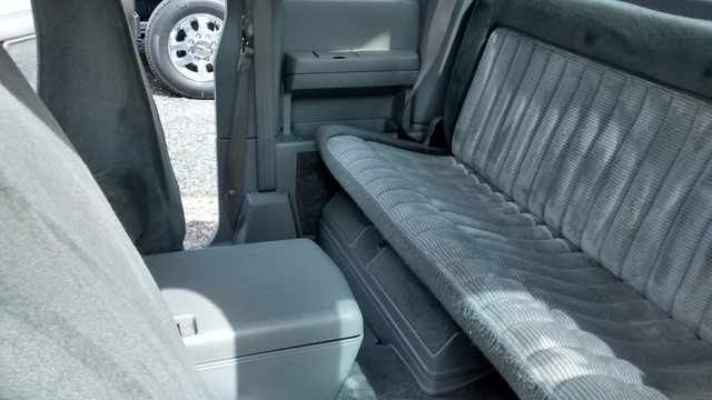 Picture of 1994 GMC Sierra 2500 2 Dr K2500 SLE 4WD Extended Cab LB HD, interior