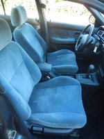 Picture of 1990 Nissan Stanza GXE Sedan, interior