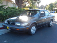 Picture of 1990 Nissan Stanza GXE Sedan, exterior