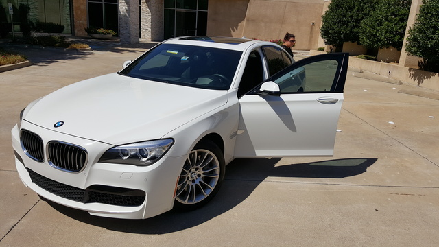 Picture of 2014 BMW 7 Series 750i RWD, exterior, gallery_worthy