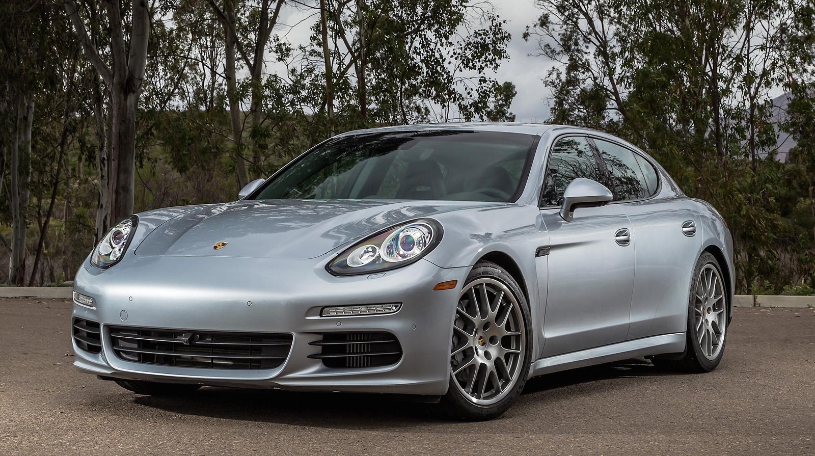 2016 Porsche Panamera - Overview - CarGurus
