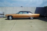 1974 Cadillac Fleetwood Overview