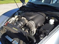 Picture of 2006 Chevrolet SSR 2dr Regular Cab Convertible SB, engine