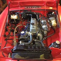 Picture of 1980 MG MGB, engine