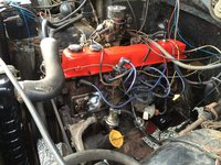 Picture of 1983 Ford F-150 XLT Standard Cab 4WD SB, engine