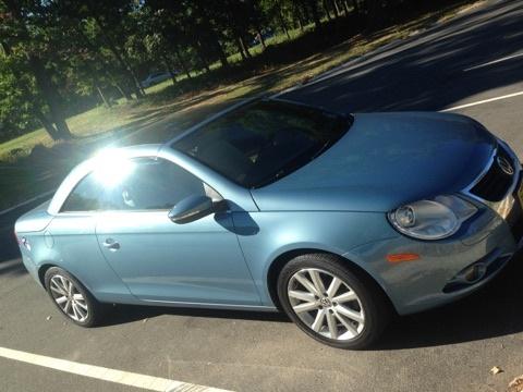 2009 Volkswagen Eos - Pictures - CarGurus