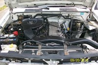 Picture of 1996 Nissan Truck XE Extended Cab SB, engine