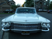 1963 Cadillac DeVille Overview