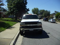 Picture of 2001 Chevrolet Silverado 3500 4 Dr LS 4WD Extended Cab LB, exterior