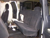 Picture of 2001 Chevrolet Silverado 3500 4 Dr LS 4WD Extended Cab LB, interior