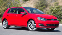 2016 Volkswagen Golf, Front-quarter view, exterior, manufacturer, gallery_worthy