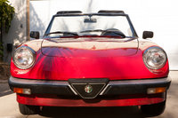 1989 Alfa Romeo Spider Picture Gallery