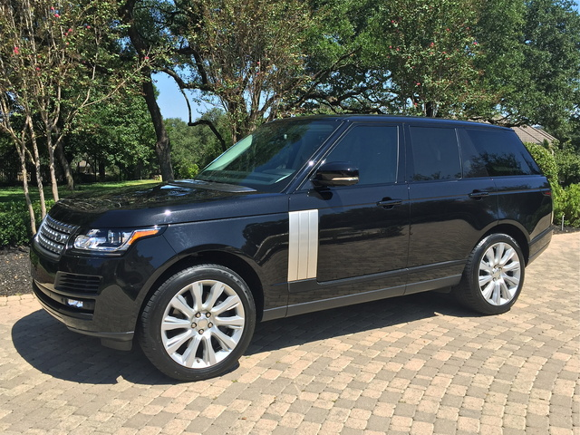 Picture of 2015 Land Rover Range Rover V8 Supercharged 4WD, exterior, gallery_worthy