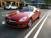 2015 Mercedes-Benz SLK-Class Overview