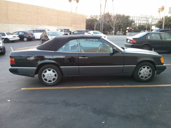 Picture of 1993 Mercedes-Benz 300-Class 2 Dr 300CE Convertible