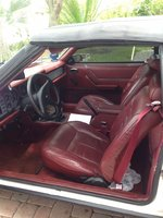 Picture of 1984 Ford Mustang SVO, interior