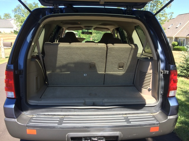 1998 Ford Expedition Ssv