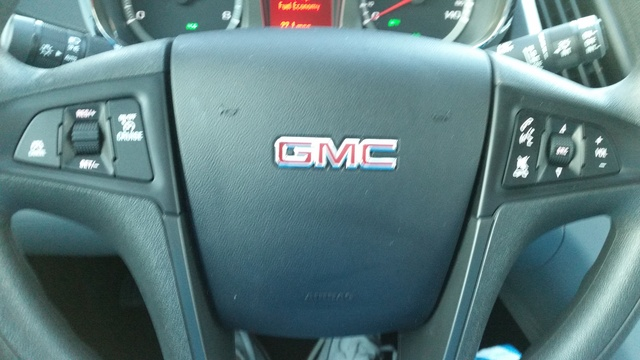 Picture of 2014 GMC Terrain SLE1 AWD, interior, gallery_worthy