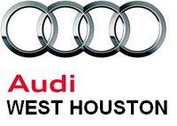 Audi West Houston logo