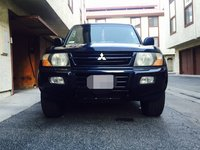 Picture of 2002 Mitsubishi Montero Limited 4WD, exterior, gallery_worthy