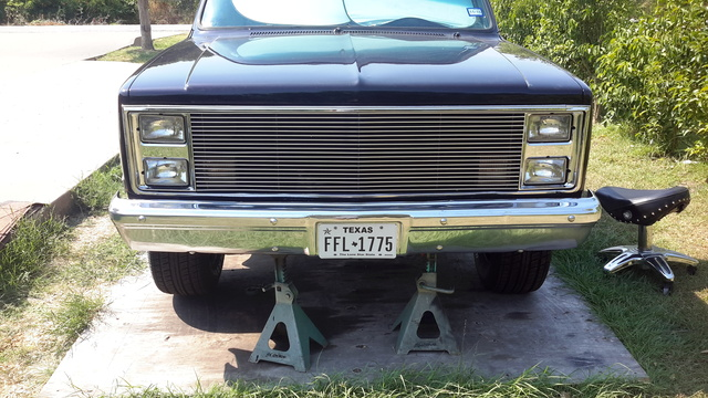 Picture of 1984 Chevrolet C/K 10