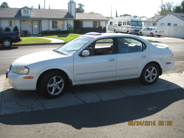 Picture of 2001 Nissan Maxima GXE, exterior, gallery_worthy