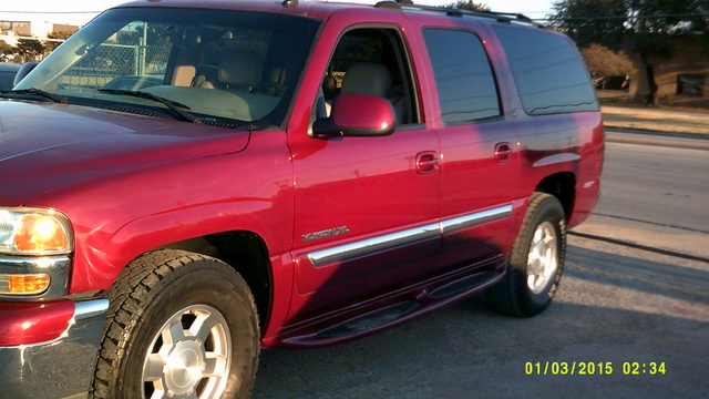 Picture of 2004 GMC Yukon XL 1500