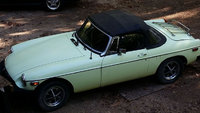 1977 MG MGB Roadster Overview
