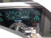 Picture of 1990 Buick Reatta 2 Dr STD Convertible, interior