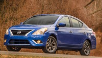 2016 Nissan Versa Picture Gallery