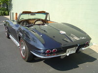 Picture of 1963 Chevrolet Corvette Convertible Roadster