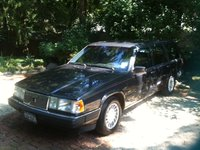 Picture of 1993 Volvo 960 Wagon, exterior, gallery_worthy