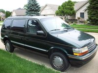 1993 Plymouth Voyager Picture Gallery