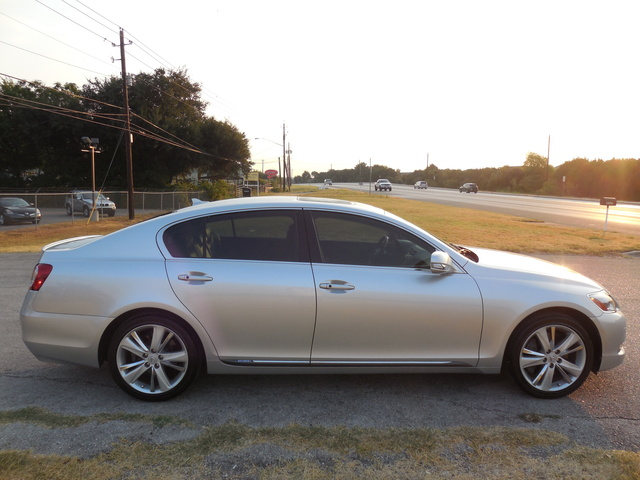 Picture of 2010 Lexus GS 450h RWD