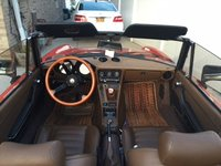 Picture of 1984 Alfa Romeo Spider, interior