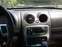 Picture of 2003 Jeep Liberty Limited 4WD, interior