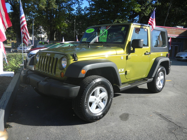 Picture of 2007 Jeep Wrangler