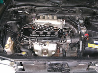 Picture of 1994 Nissan Sentra E Coupe, engine