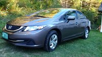 Picture of 2014 Honda Civic LX, exterior