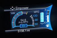 Picture of 2015 Ford Fusion Energi Titanium, interior
