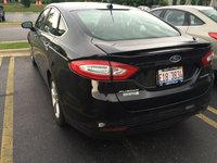 Picture of 2015 Ford Fusion Energi Titanium, exterior
