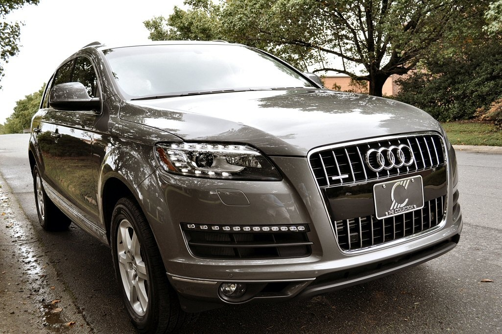 new 2015 audi q7 for sale cargurus. Black Bedroom Furniture Sets. Home Design Ideas