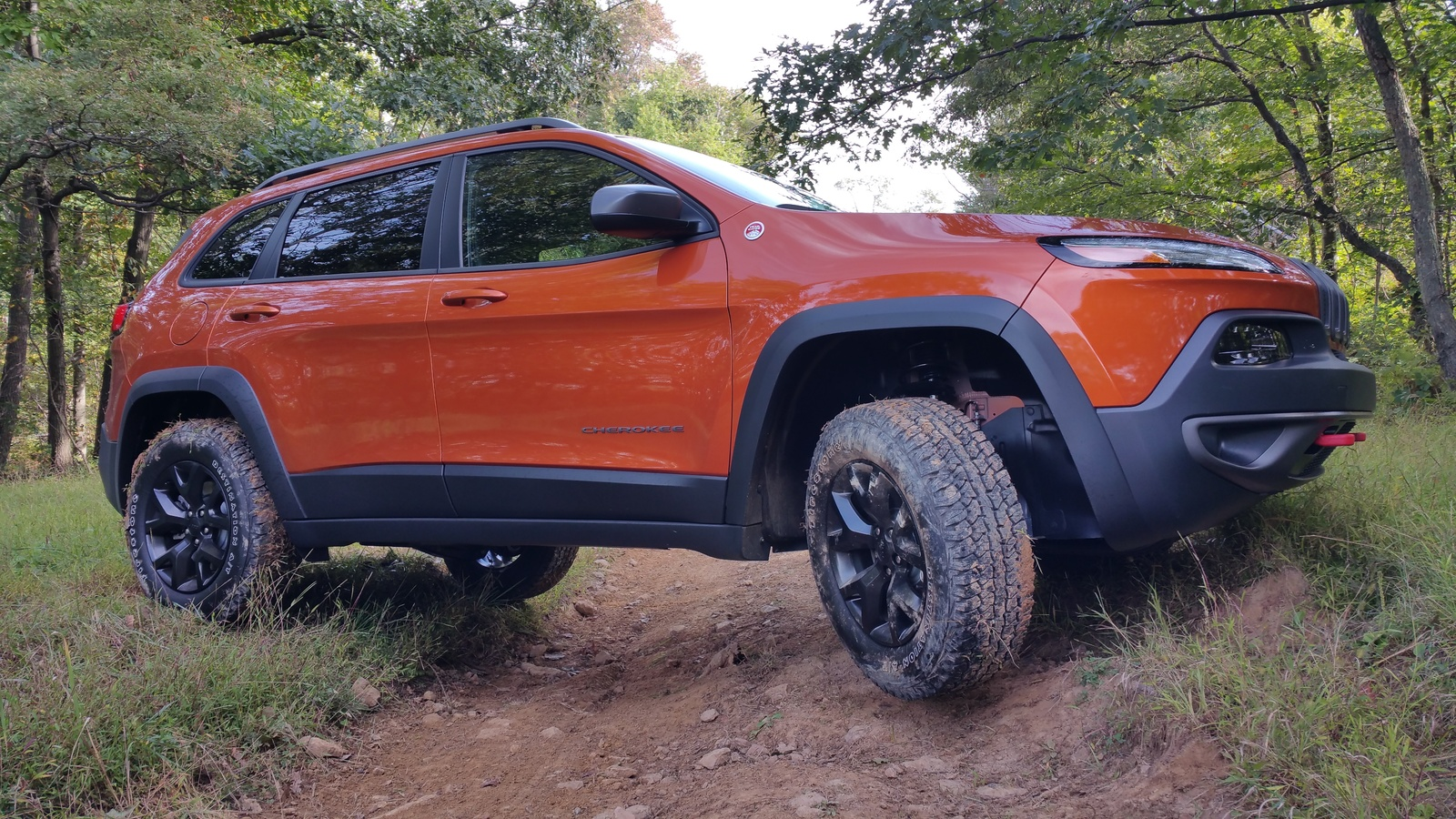 Jeep cherokee latitude problems