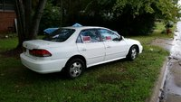 2001 Honda Accord Picture Gallery