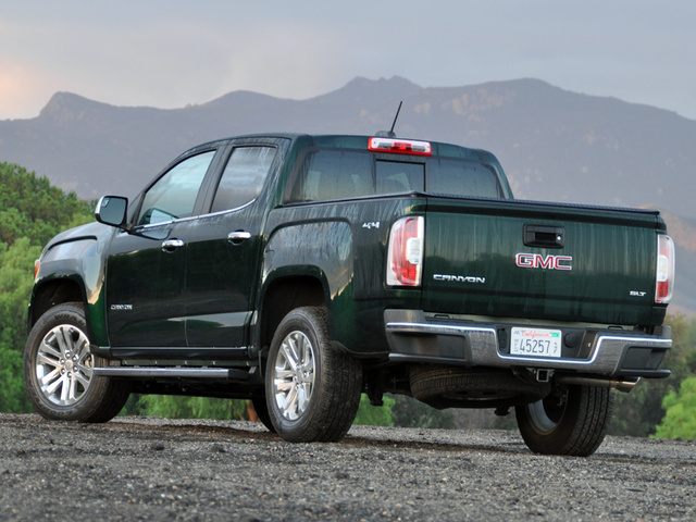 2016 Gmc Canyon Test Drive Review Cargurus