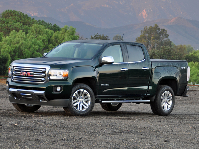 Gmc Sierra Lifted >> 2016 GMC Canyon - Overview - CarGurus