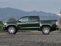 2016 GMC Canyon SLT Crew Cab 4WD, 2016 GMC Canyon SLT 4WD Crew Cab, exterior, gallery_worthy