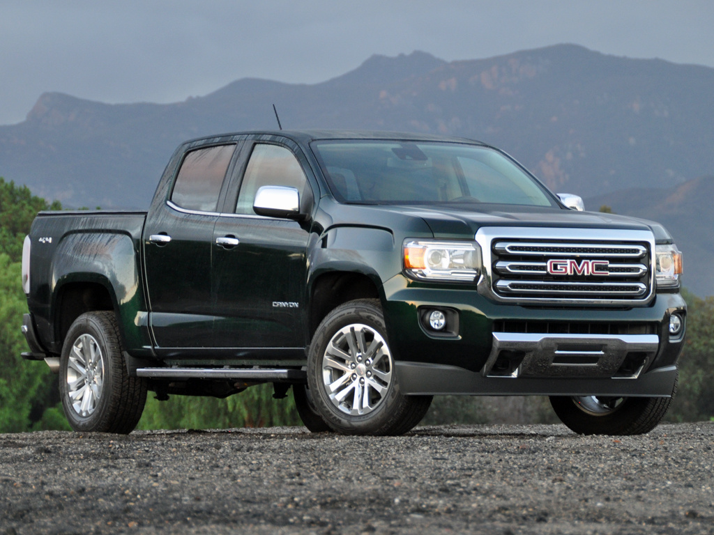 New 2015 / 2016 GMC Canyon For Sale - CarGurus Canada