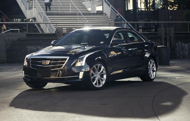 Picture of 2016 Cadillac ATS