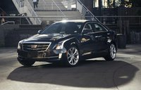 2016 Cadillac ATS Overview